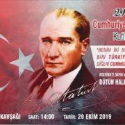 CHP'den Cumhuriyet yürüyüşü