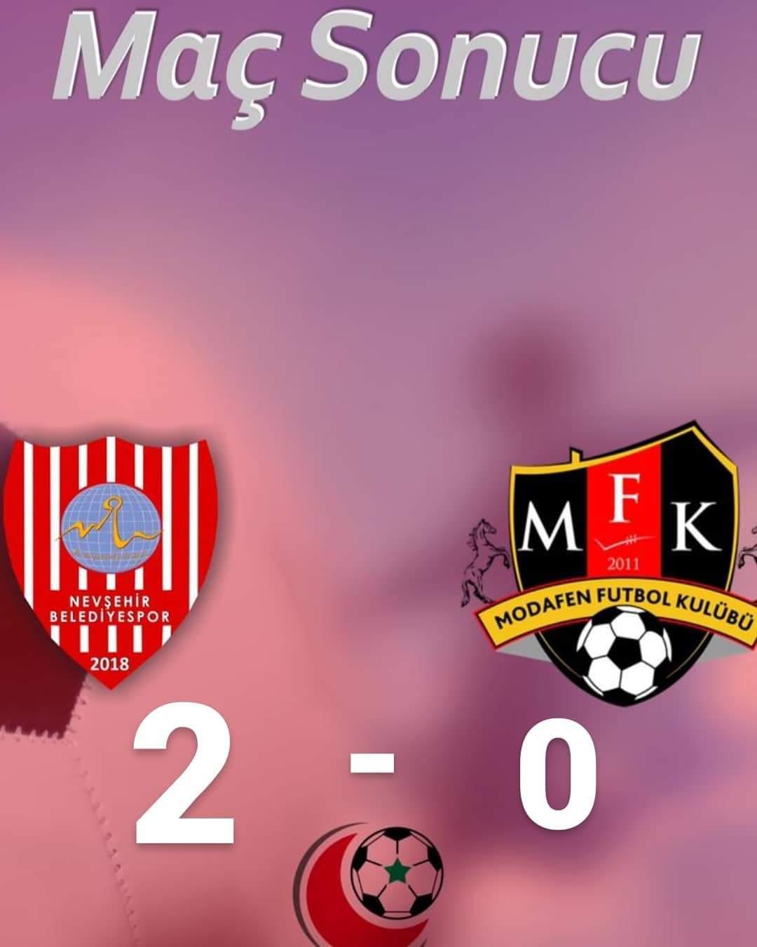 Nevşehir Belediyespor ikinci yarıda