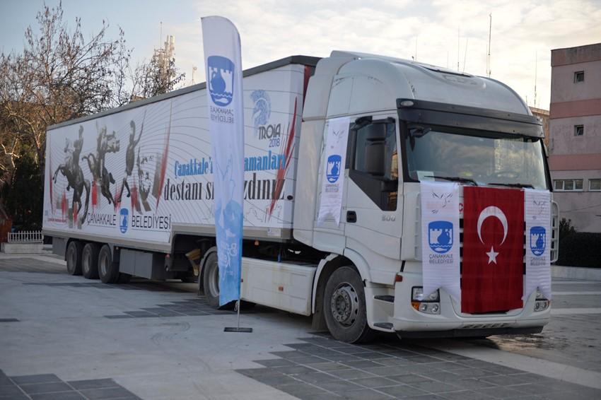 Kız kardeşim projesi gezici eğitimi tırı Nevşehir'e de gelecek