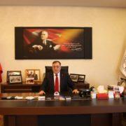 Başkan Parmaksız'dan 'Dünya Gazeteciler Günü' Mesajı