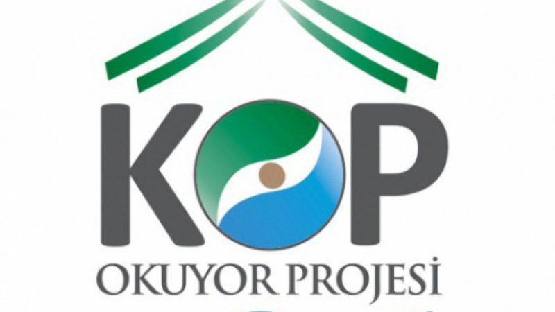 Acıgöl KOP projesi kabul edildi