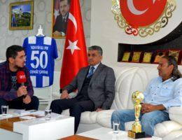 Branşında Nevşehir'in en başarılısı