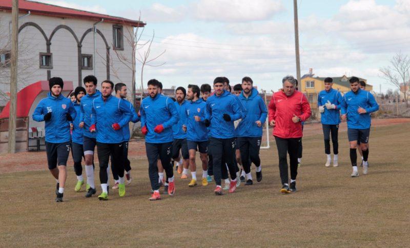 Nevşehir Belediye Spor, Gölcükspor Maçına Hazırlanıyor