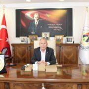 NTB Başkanı Salaş'tan Miraç Kandili Mesajı