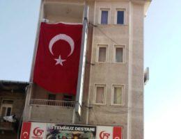 AK Partide 2 ilçe kongresi virüs engeline takıldı