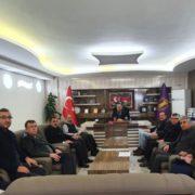 Ekmek hijyen tedbirleri komisyonu birlik başkanlığında toplandı