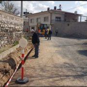 Sulusaray doğalgaza kavuşuyor