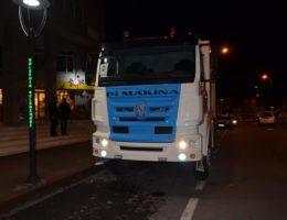 Gülşehir Belediyesine Çevre bakanlığından araç hibesi