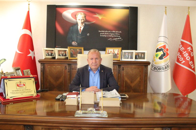 NTB Başkanı Salaş, Berat Kandilini kutladı