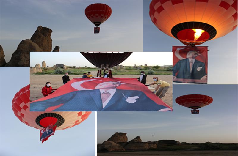 Türkiye'nin ilk yerli balonu