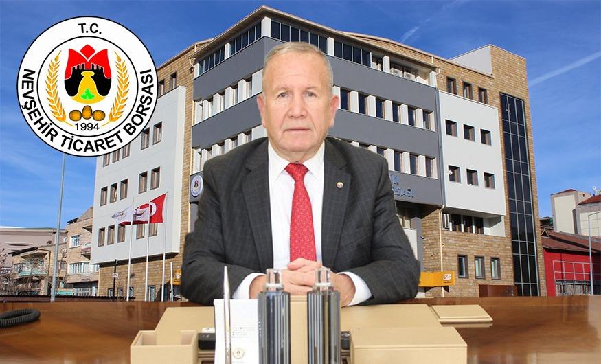 Nevşehir Ticaret Borsasından Nefes Kredisine Tam Destek