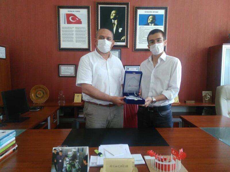Mansiyon Ödülü Nevşehir'e