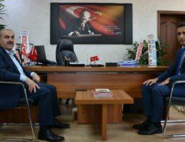 Özdemir'e ziyaretler sürüyor