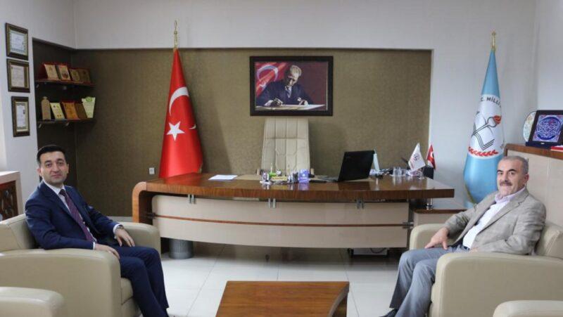 TKDK Koordinatöründen Demir'e ziyaret