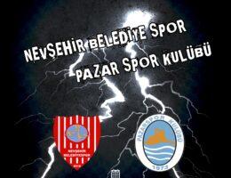Bugün Günlerden Nevşehir Belediyespor