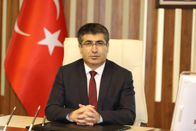 Rektör Aktekin'den Kurban Bayramı Mesajı