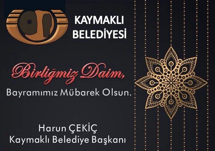Başkan Çekiç'ten Kurban Bayramı Mesajı