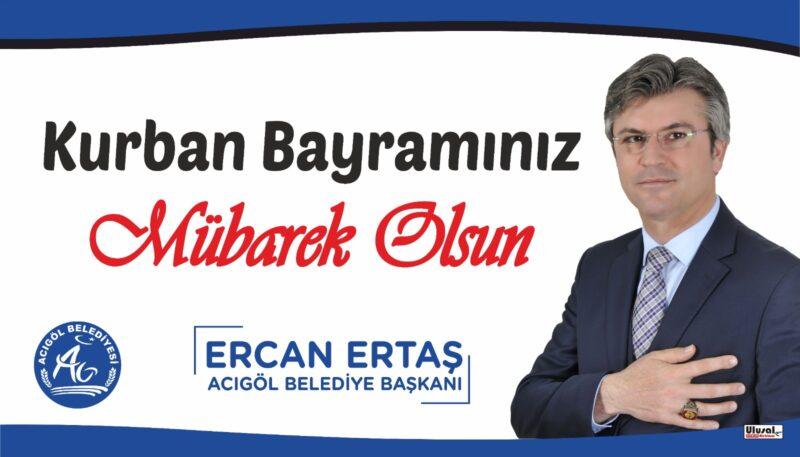 ERTAŞ Kurban Bayramı mesajı yayınladı