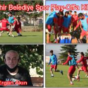Nevşehir Belediye Spor Play-Off'a Kilitlendi
