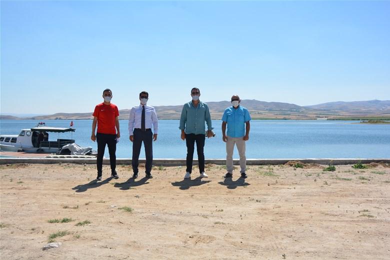 Su sporları faaliyetleri Bayramhacı barajında da yapılacak