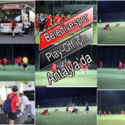 Nevşehir Belediye Spor Antalya'da