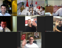 Ürgüp Belediyesi Türkiye Belediyeler Birliği Kültür Komisyonuna katıldı