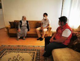Özdemir'den bayramlık ziyaretler