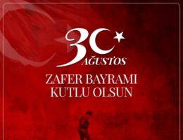 "Vali İnci Sezer Becel'in ""30 Ağustos Zafer Bayramı"" Mesajı"