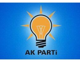 AK Parti de iki ilçe kongresinin tarihi belirlendi