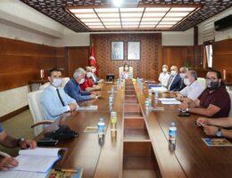 İl Spor Güvenlik Kurulu Ağustos Ayı Toplantısı Yapıldı