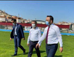 AK Parti İl kongresi açık hava da yapılacak