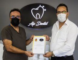 NGC ve Alp Dental arasında protokol imzalandı