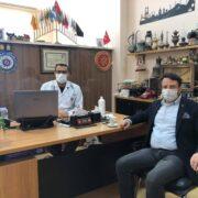 Çetin'den hayırlı olsun ziyareti