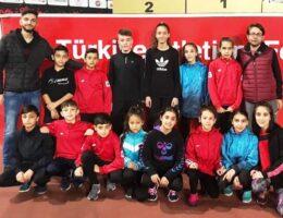 Rekor deneme yarışlarına Nevşehir'den 12 Sporcu davet edildi
