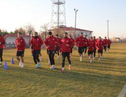 Nevşehir Belediyespor Denizli'ye Hareket Etti