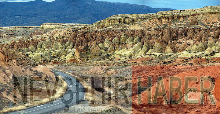 Kapadokya Dünyanın Sayılı Jeoparkı Olmaya Adaydır