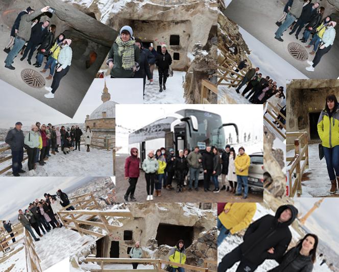 Kayaşehir' e Turist Akını
