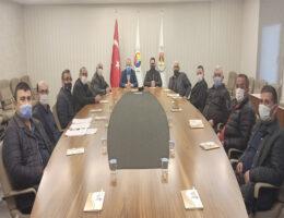 NTB Şubat ayı meclis toplantısı yapıldı