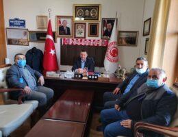 Nevşehir Ziraat Odasından hızlı adımlar