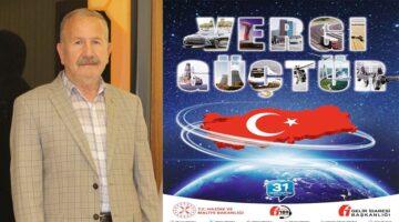 NTB Başkanı Salaş Vergi Haftasını Kutladı
