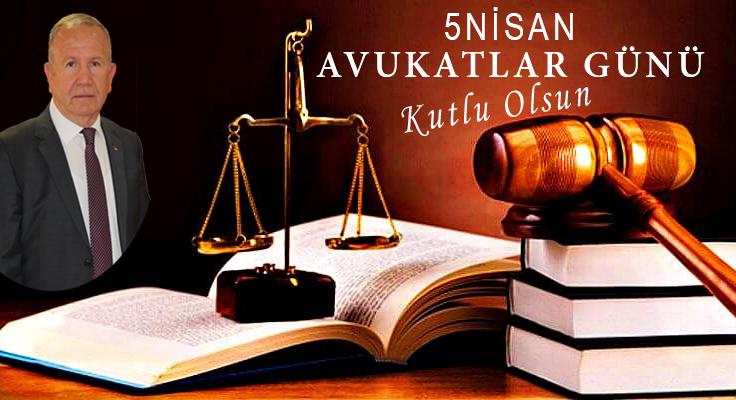 Salaş'tan 5 Nisan Avukatlar Günü mesajı