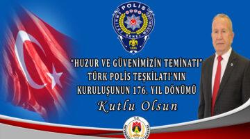 """Salaş """"Nevşehir'in güven ve huzuru"""""""