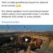 """Deva """"Nevşehir Sahipsiz Değildir"""""""