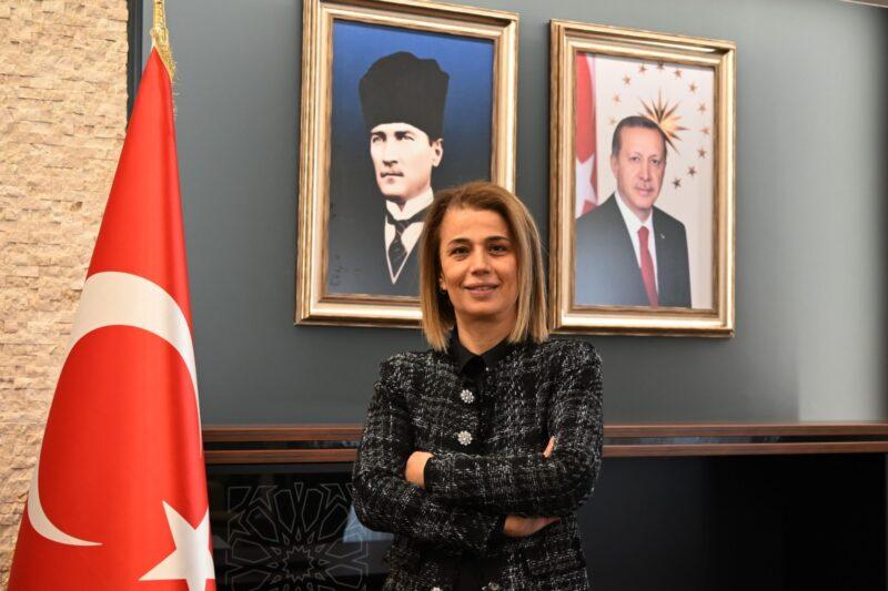 Vali İnci Sezer Becel'in 19 Mayıs Atatürk'ü Anma, Gençlik ve Spor Bayramı Mesajı