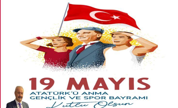Sarıaslan'ın 19 Mayıs Gençlik ve Spor Bayramı Mesajı