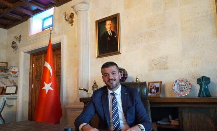 """Başkan Aktürk: """"Kadir Gecemiz Mübarek Olsun."""""""