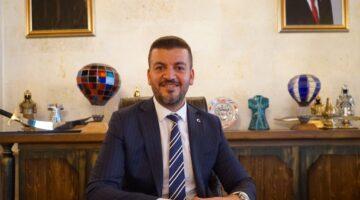 Başkan Aktürk'ün Ramazan Bayramı Mesajı
