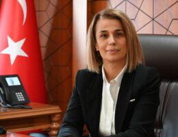 Vali İnci Sezer Becel'in Ramazan Bayramı Mesajı